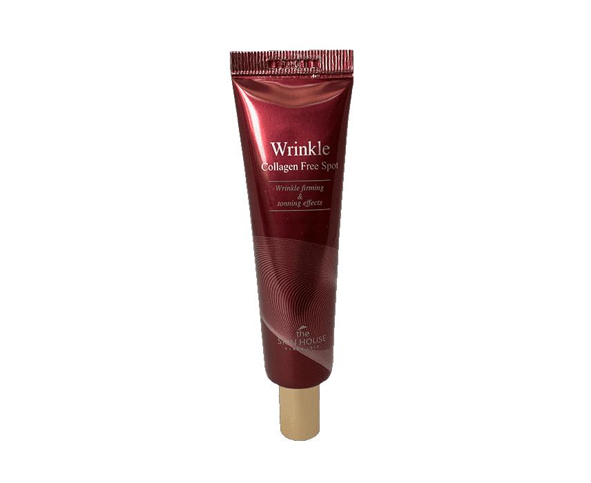 Средство точечного действия для разглаживания морщин с коллагеном The Skin House Wrinkle Collagen Free Spot